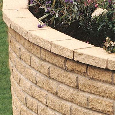 Rockery And Walling Melton Building Supplies